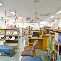 1F 図書室(画像1)