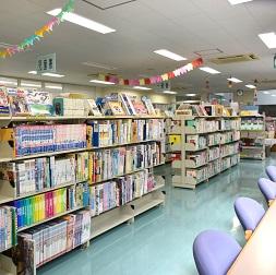1F 図書室(画像2)