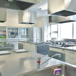 3F 調理室(画像)